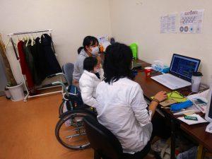 NPO法人サスケ工房は、精神、知的の障がいのある方や難病の方に働く場をご提供しております。